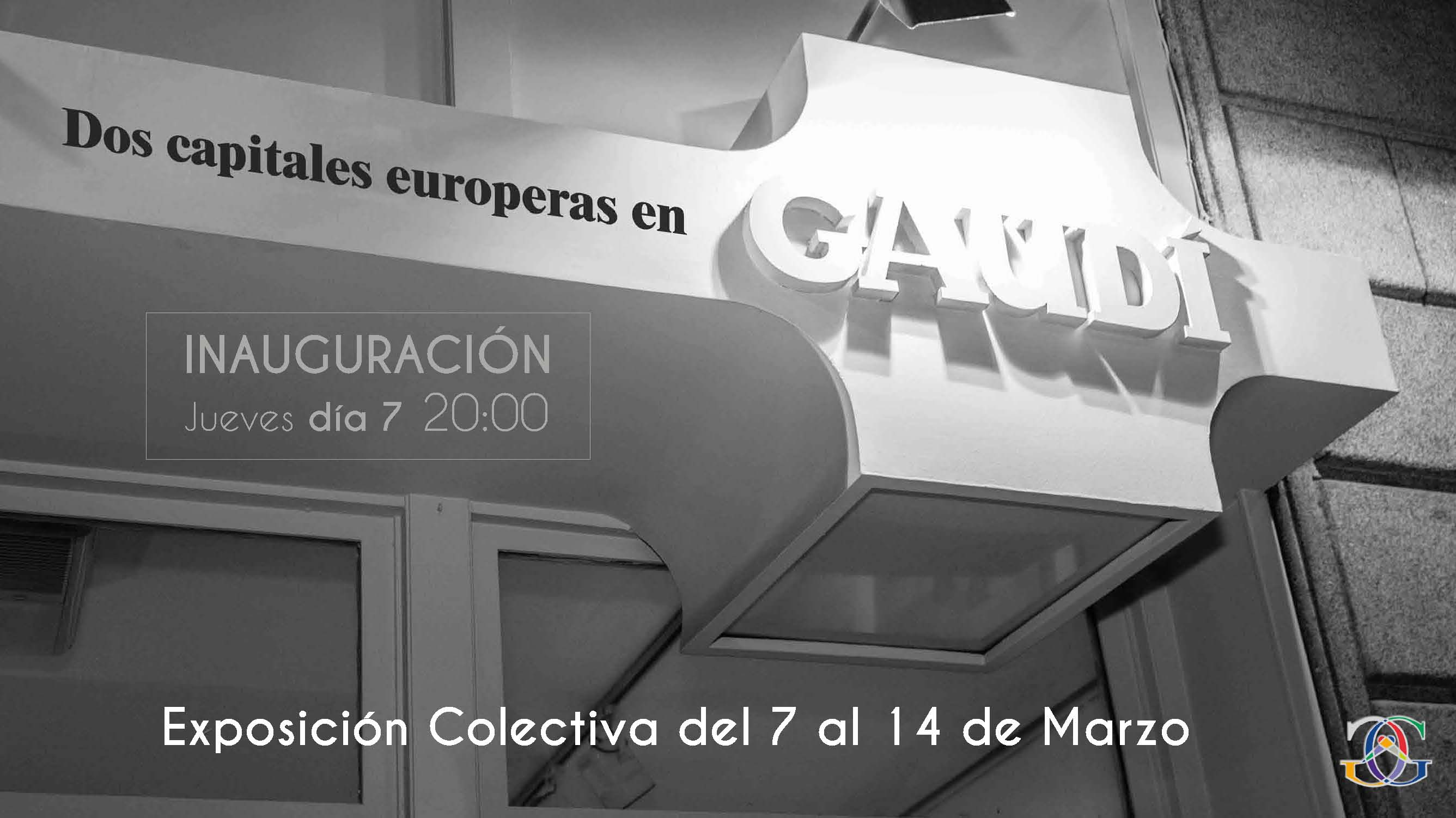 Dos capitales europeas en Gaudí