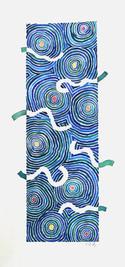 Concéntrico Azul
