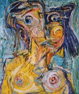 Dama amarilla