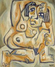Desnudo Azteca
