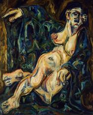 Desnudo con Mantón