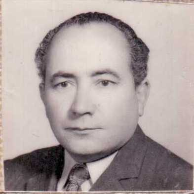 Sr. José Vicente Conceição Madeira