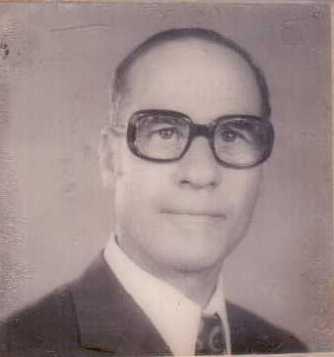 Sr. Alfredo João Cascalheiro