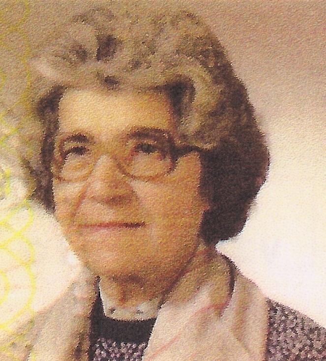 D. Olga Aura de Carvalho Passinhas