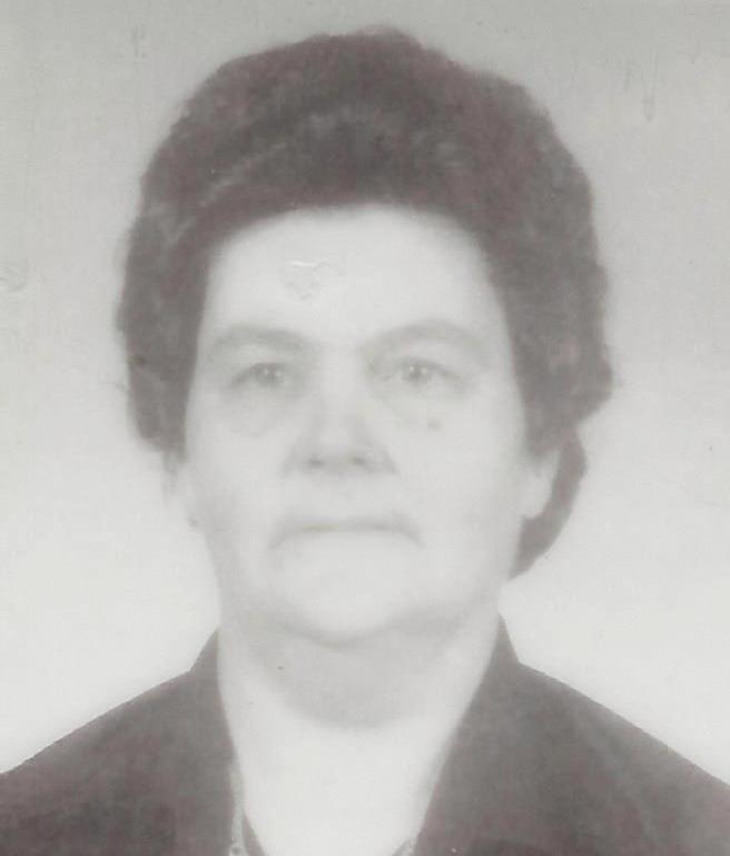 D. Maria Custódia Conduto Tareco