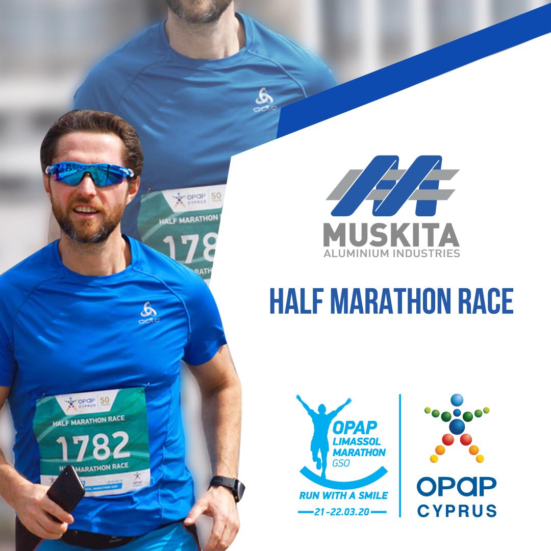 Muskita Half Marathon Race