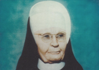 Sister Mary Benitia Vermeersh foundress.