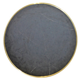 Tampo Mármore Negro Compacto Fenólico
