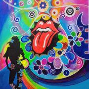 Sassy Rolling Stonesesque