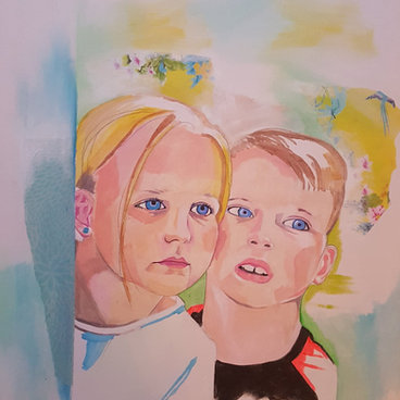Children's portrait