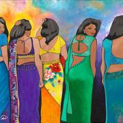 Sari Ladies