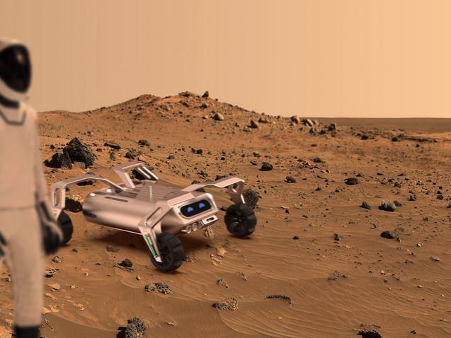 Mito Mars Rover