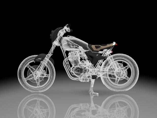 PROTOTYP3 Moto 1 v2