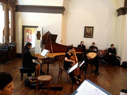 at the Berkeley Early Music Festival