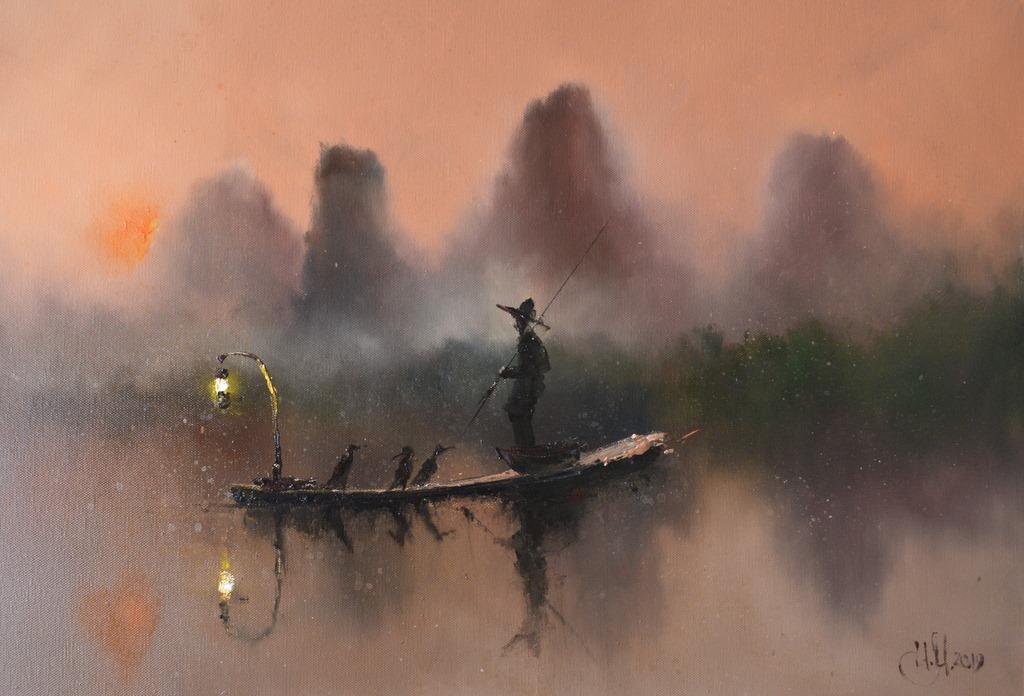 Особенности национальной рыбалки на реке