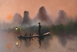 Особенности национальной рыбалки на реке Ли