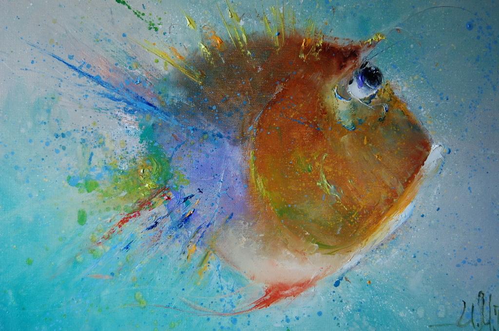 Рыбка-3