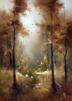 Осенние лучи