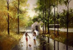 Между осенью и летом