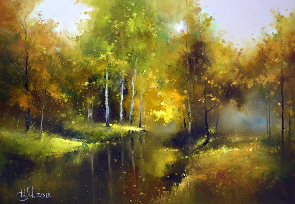 Осенние дни