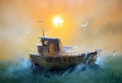 Тайский кораблик-2