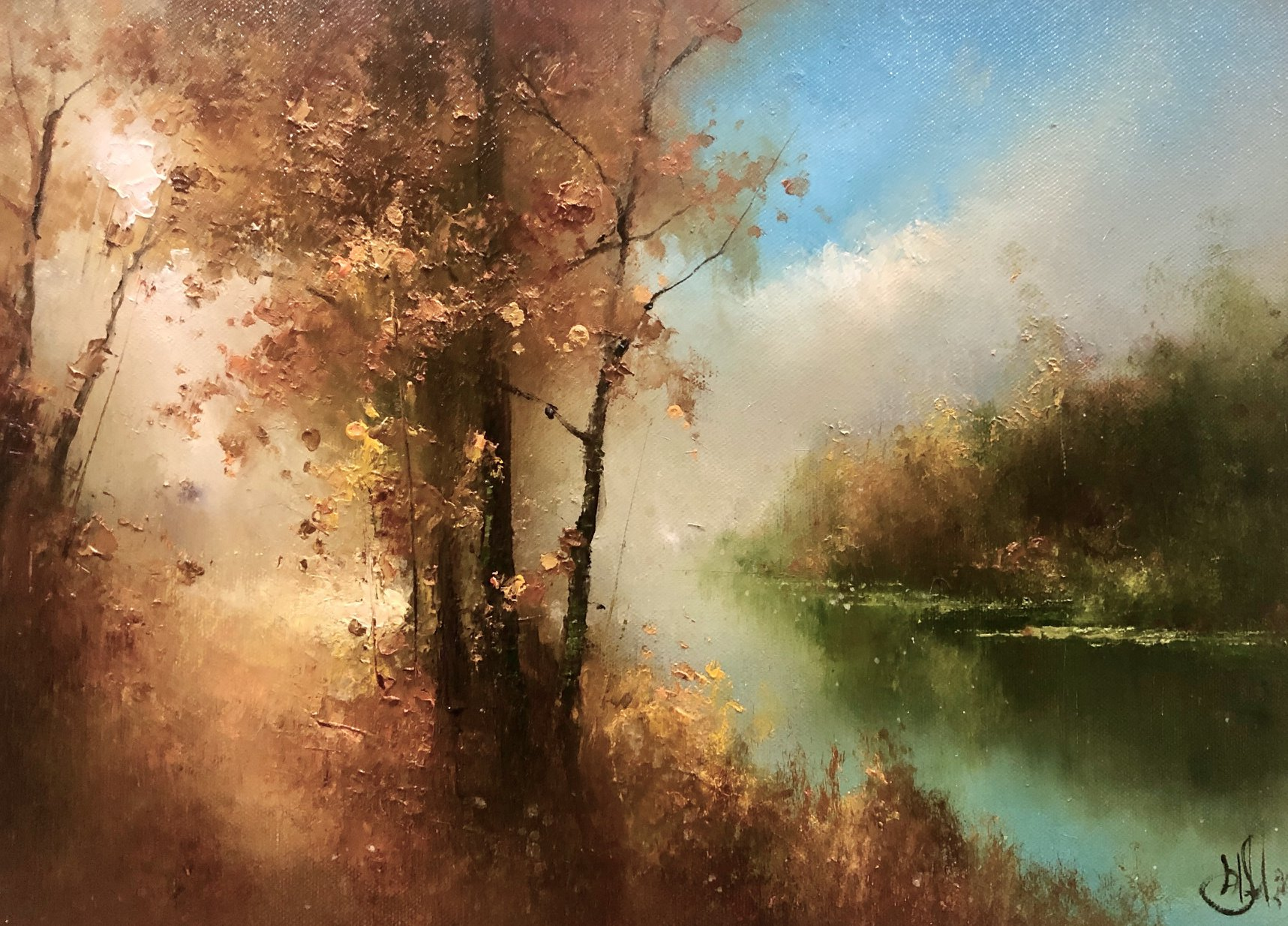 Осенняя мазурка