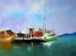 Тайские кораблики