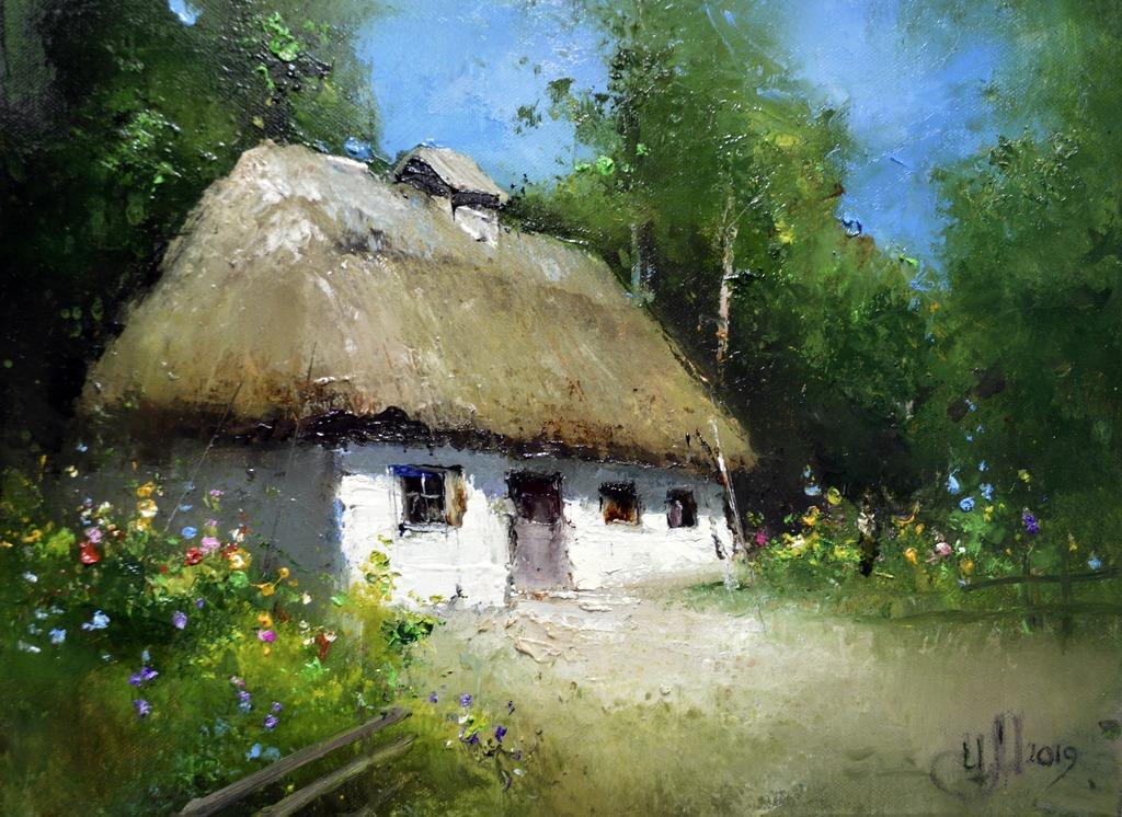 Лето на хуторе близ Диканьки
