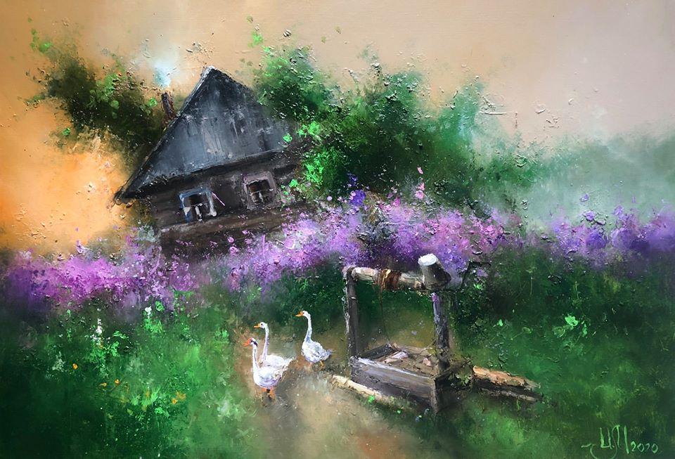 Дом Восходящего Солнца или три весёлых гуся