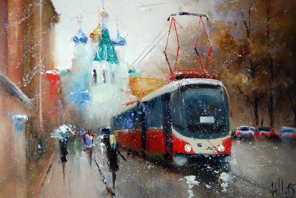 Трамвай -6