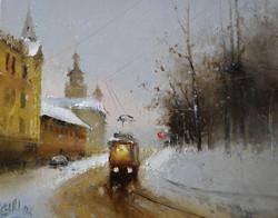 Львовский трамвайчик