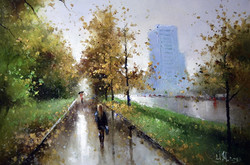 Городской романс. Осень