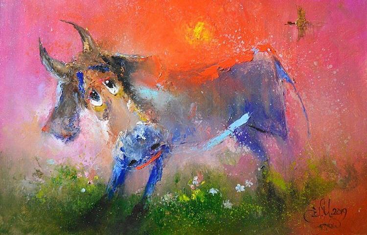 Корова Баскервилей