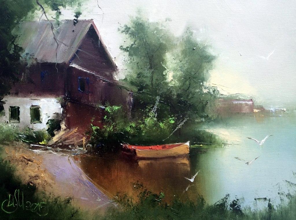 Чайкин берег