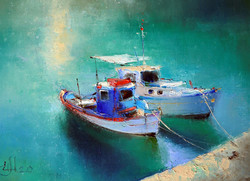 Кораблики . Родос