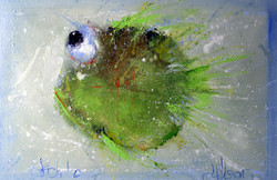 Зелёная Fishka