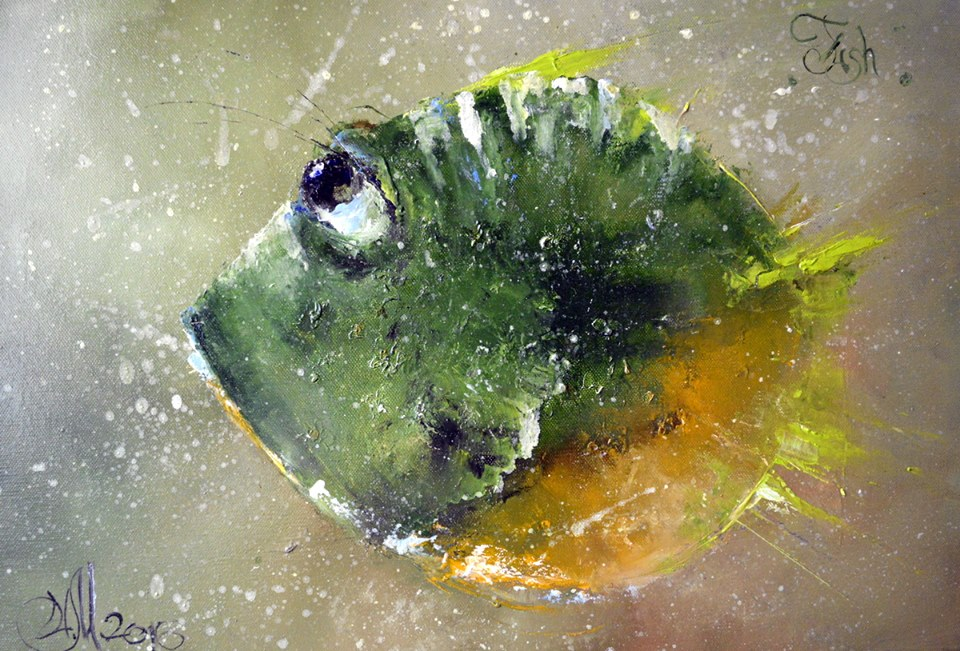 Janis Joplin Fish