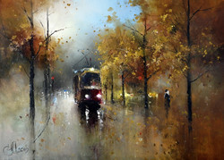 "Трамвайчик ""Осень"""