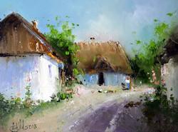 Украинский хуторок