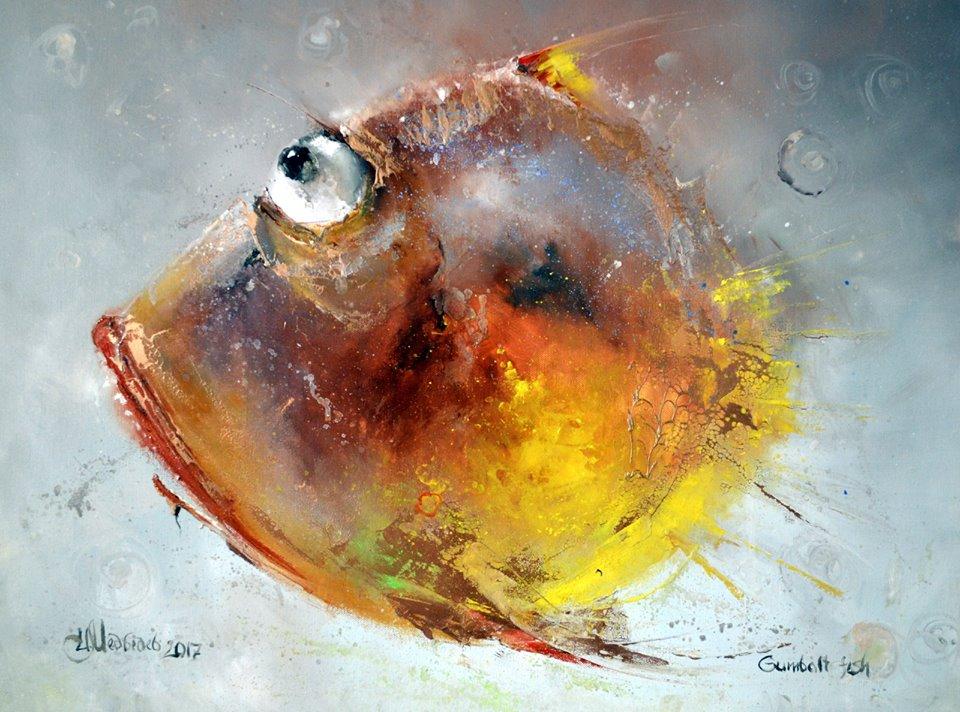 Рыбка Гумбольта