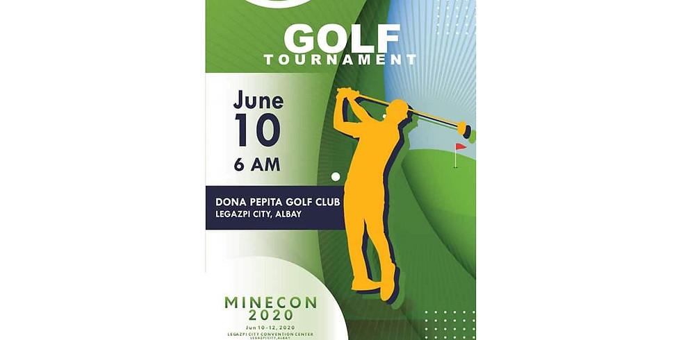 MinECon 2020: Golf Tournament