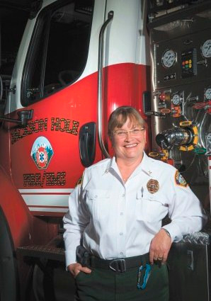 Kathy Clay, Battalion Chief Fire Marshall