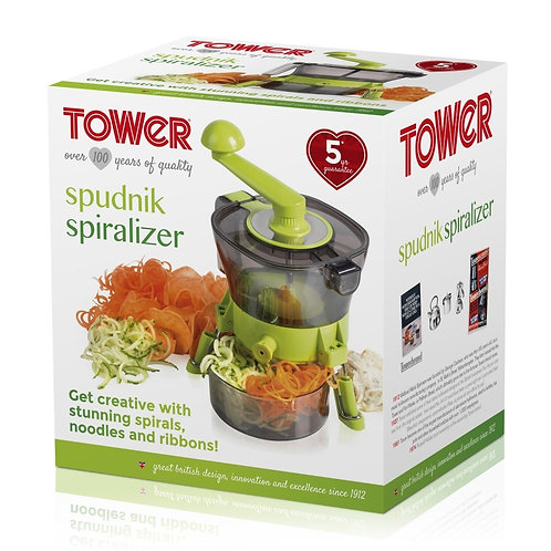 Tower Spiralizer