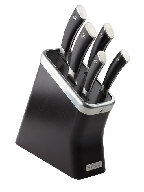 Rockingham Forge Equlibrium 6 Piece Knife Set (RF-6150B)