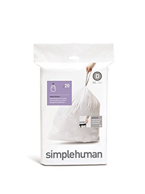 "Simple Human ""D"" Bin Liners"