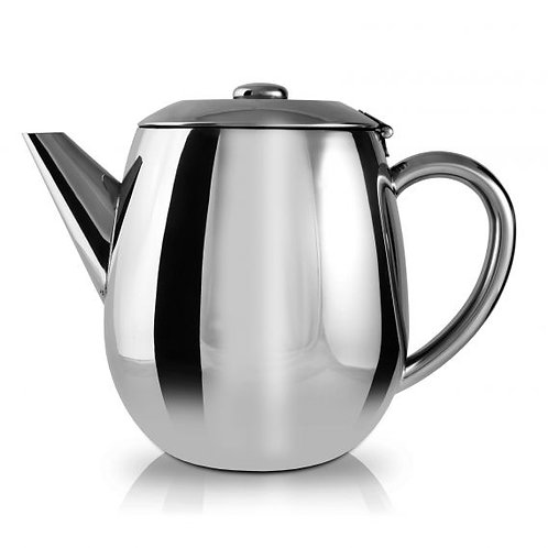 Grunwerg 1L Double Wall Teapot