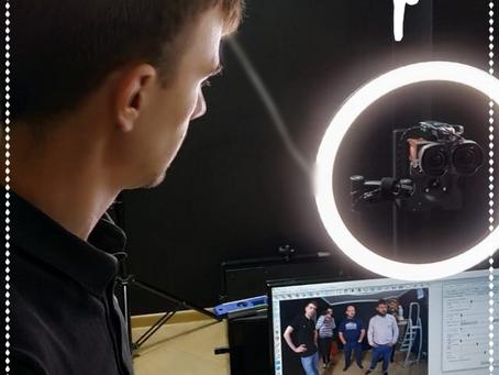 VR Видео чат уже скоро...