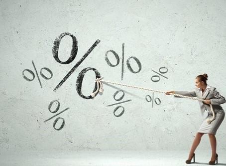 Распределение процентов в Вебкаме