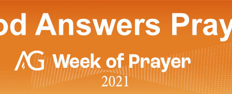 2021 Week of Prayer Videos