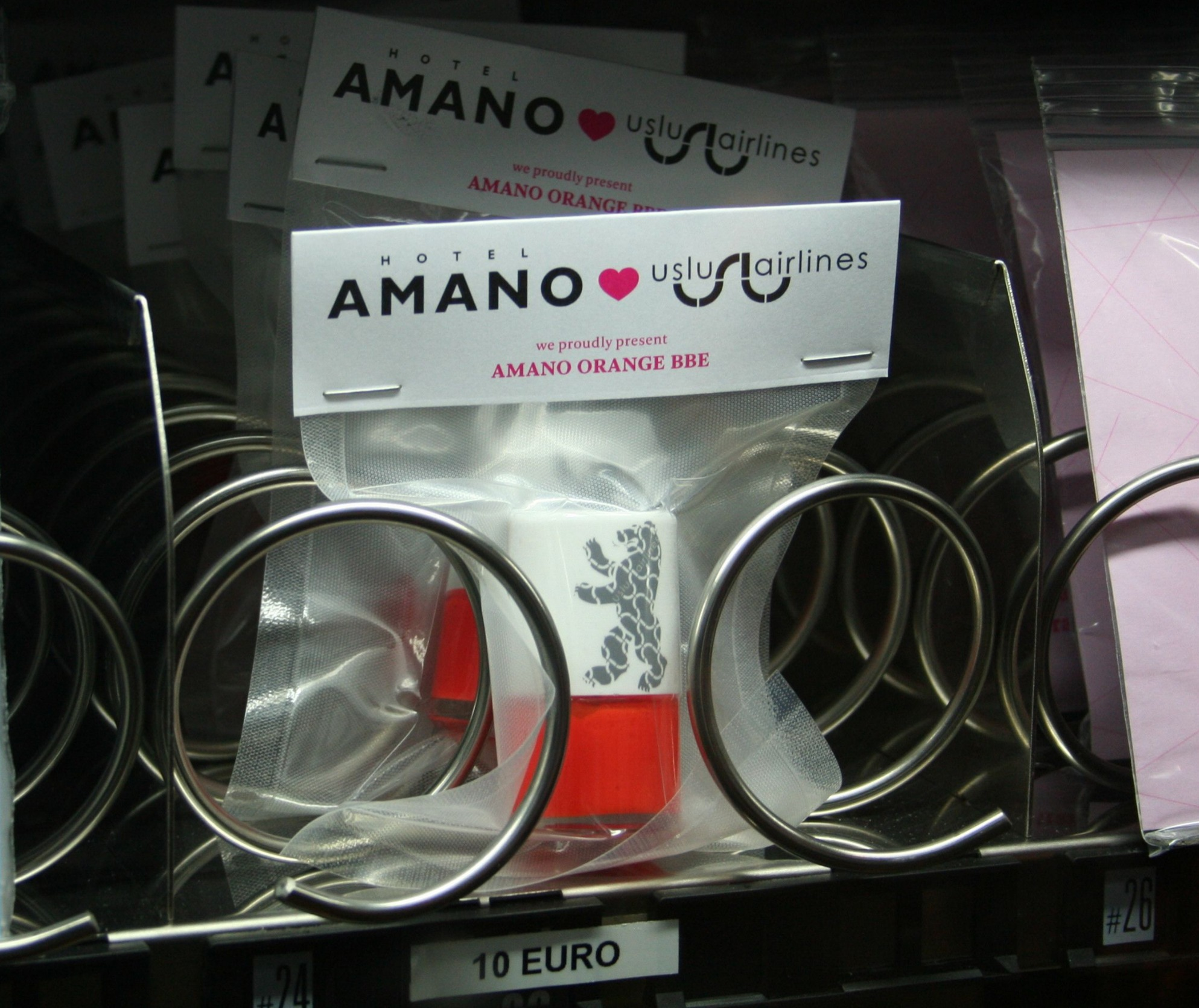 uslu airlines x AMANO Hotel